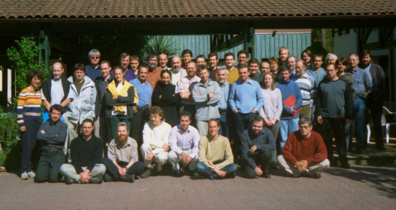 92e rencontre entre mathematiciens et physiciens theoriciens
