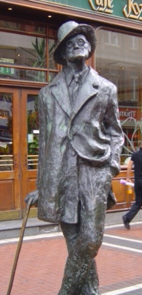 james joyce dublin 2005